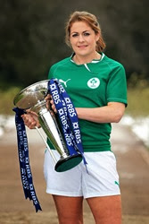 Fiona Coughlan RBS Six Nations Launch VwGPaC-8bhsl