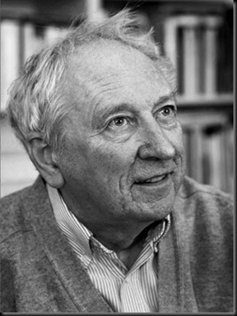 In this undated photo provided by Bloodaxe Books on Thursday, Oct. 6, 2011, Swedish poet Tomas Transtromer poses for a photograph at an unknown location. The 2011 Nobel Prize in literature was awarded Thursday, Oct. 6, 2011 to Tomas Transtromer, a Swedish poet whose surrealistic works about the mysteries of the human mind won him acclaim as one of the most important Scandinavian writers since World War II. (AP Photo/Paula Transtromer, Bloodaxe Books) EDITORIAL USE ONLY