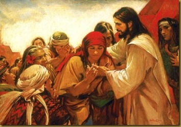 JESUS ES AMOR