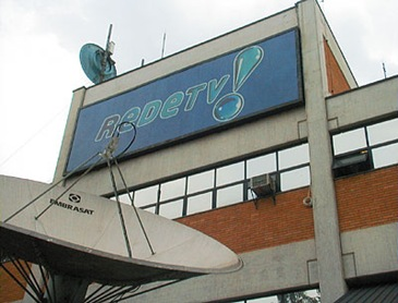 prédio rede tv