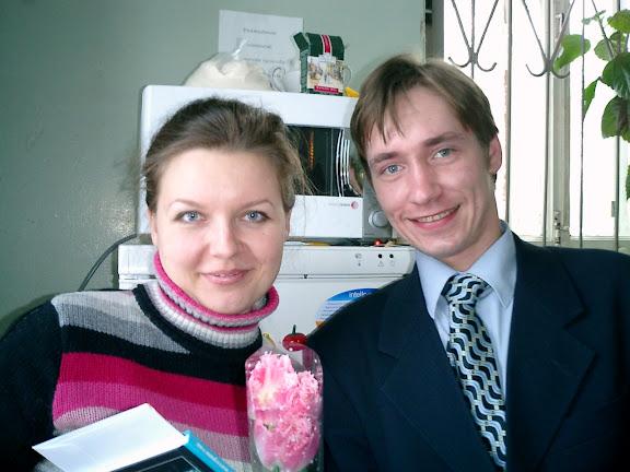 доценты КГБСС Е.В. Захарова и А.Н. Князев
