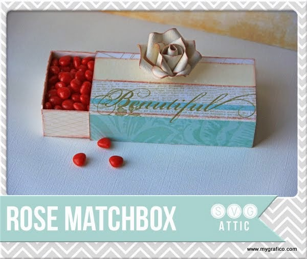 SVGBeMineMatchbox