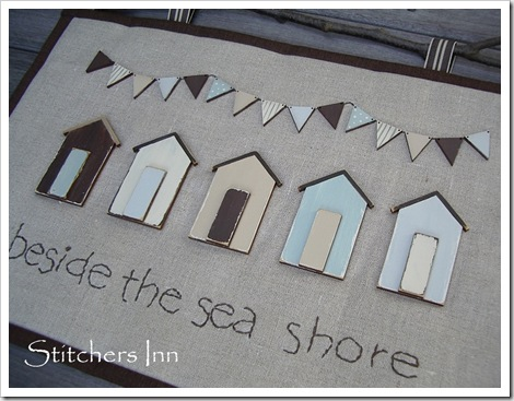 Beside The Sea Shore