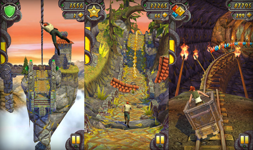 Temple Run 2 available now for Android
