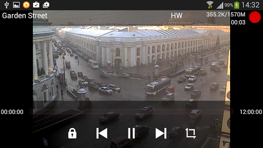 RTSP Player Pro - screenshot