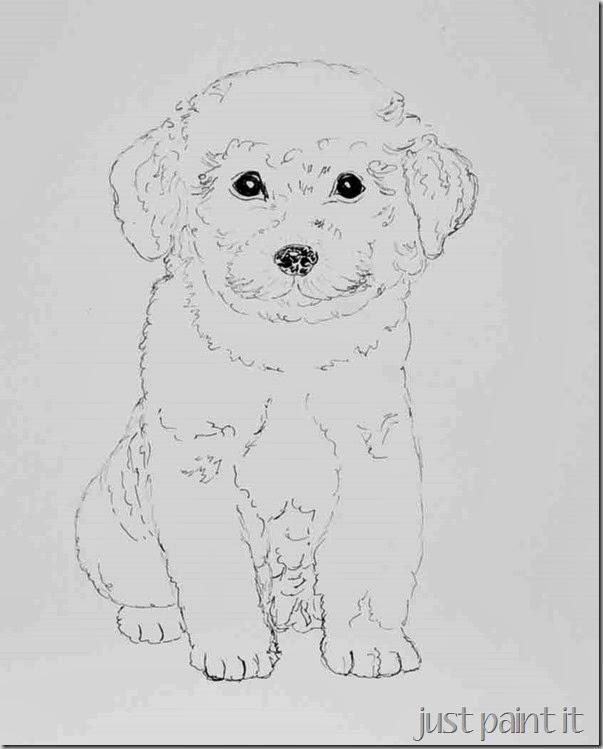 Poodle-Pup-Pattern