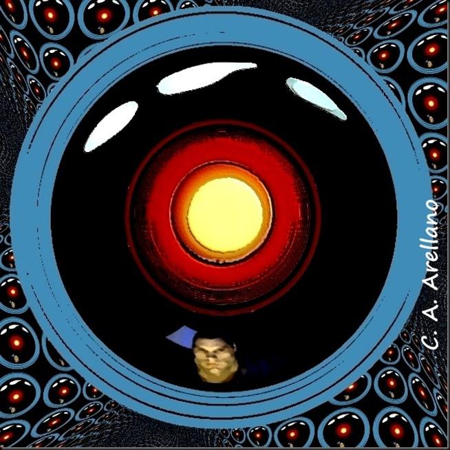 HAL 9000 Carlos Alberto Arellano