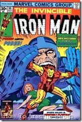 P00224 - El Invencible Iron Man #90