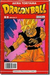 P00028 - Dragon Ball Nº210 por Pep
