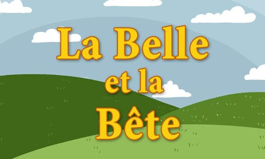 La belle et la bête - screenshot