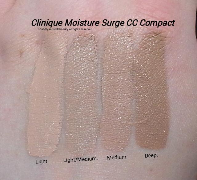 how to use clinique moisture surge cc cream
