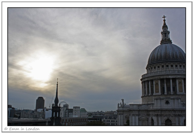 St Paul's Cathedral from One New Change