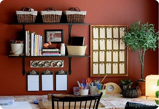 20 Awesome working table for diy lovers5