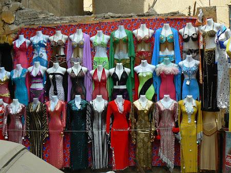 Bazarul din Cairo Egipt