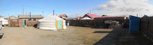 Big city livin in Arvaikeer, Mongolia