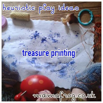 treasure basket activities