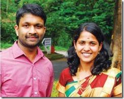 Preeja sreedharan wedding