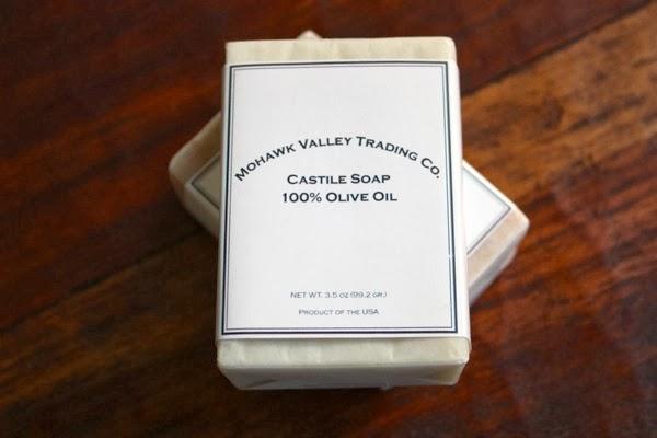 olive oil castile soap
