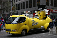 The Nut Mobile
