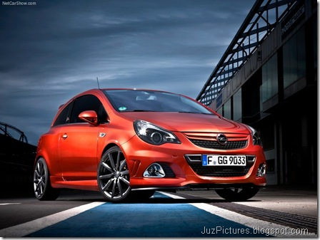 Opel Corsa OPC Nurburgring Edition 2