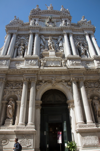 Santa Maria del Giglio o Zobenigo