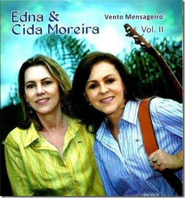 Edna e Cida Moreira - Capa