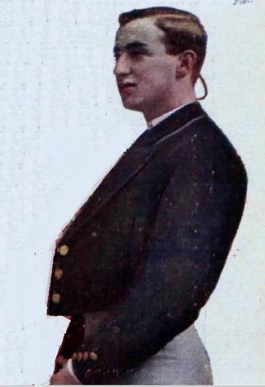 1915-10-04 La Lidia portada Joselito De corto