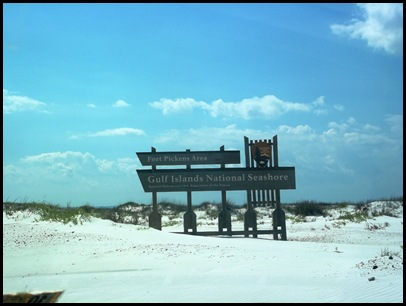 To Fort Pickens 015