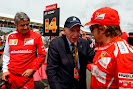 Fernando Alonso and John Surtees (80)