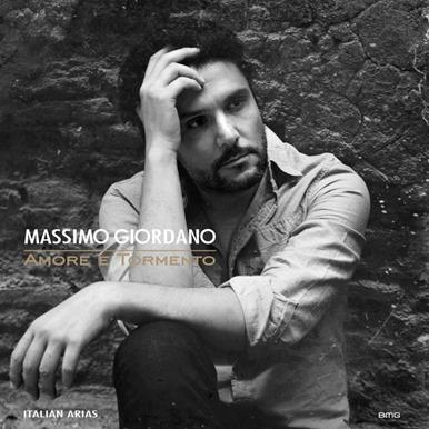AMORE E TORMENO - Italian Arias sung by Massimo Giordano, tenor (BMG 53800781 2)