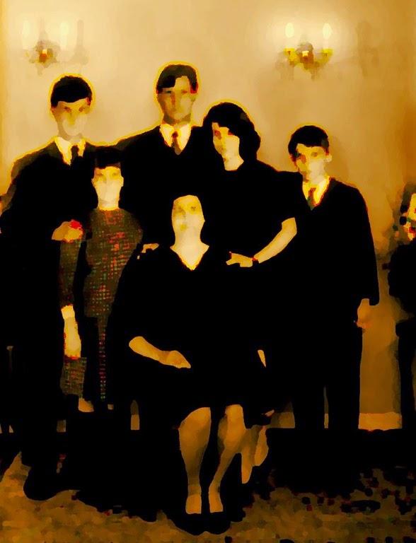 La viuda y sus hijos, Foto by Alejandro Álvarez