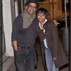 Erick Manana et Jenny à Lyon