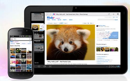 Mozilla Firefox 15 per Android