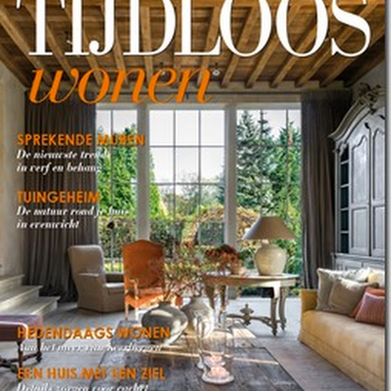 Lefèvre Interiors featured in Belgian Magazine Tijdloos