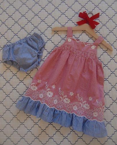Cande Cosas: Como alargar vestidos cortos y patrón braga niña GRATIS!