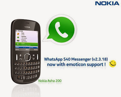 как скачать whatsapp для nokia 200