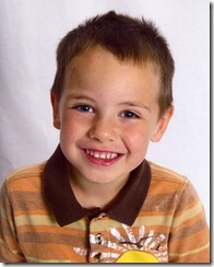 Stanley Thomas Michalek age5