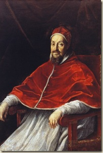 Guido Reni, Pape grégoire XV