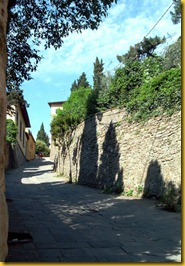 Fiesole - Via San Francesco 2