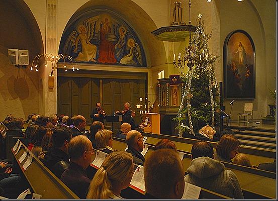 kauneimmat joululaulut  Noormarkun kirkko 044