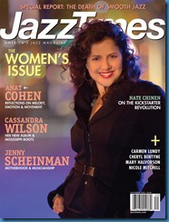 Anat Cohen Jazz Times