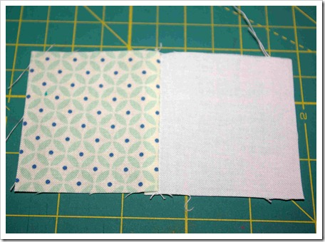 Four Patch Star step 4