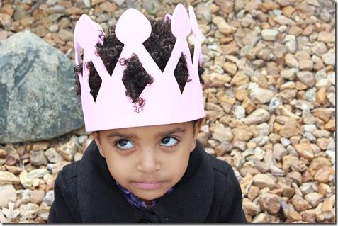 curly princess 574