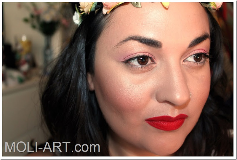 maquillaje-verano-2014-labios-rojos-makeup-maquillaje-suave-makeup-summer