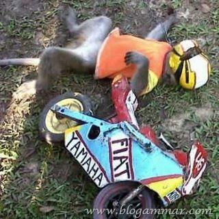 gAMBAR MAt Rempit kemalangan
