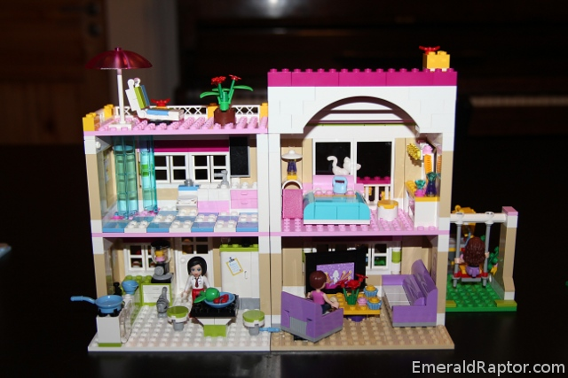 Lego Friends: Olivias villa