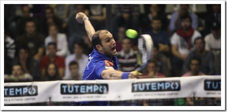 Los favoritos sufren al máximo para meterse en las semifinales del Bwin PPT Tutempo Valencia.