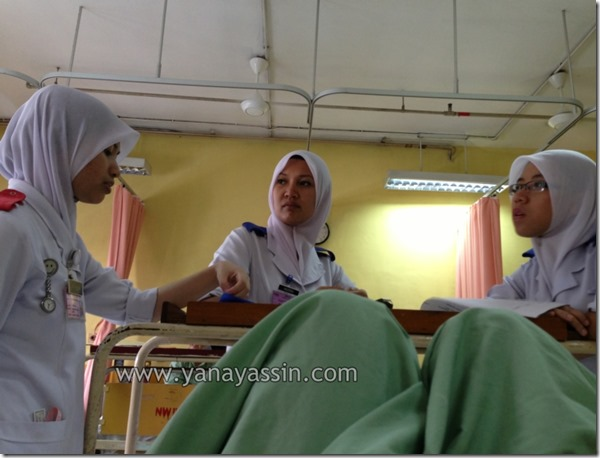 Hospital Kuala Lumpur HKL  127