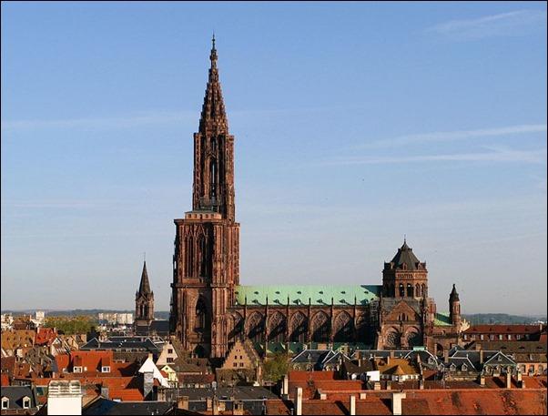 كاتيدرائية ستراسبورغ