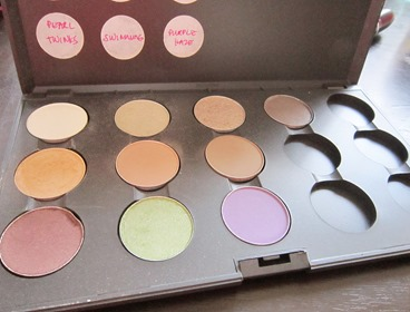 mac eyeshadow palette, bitsandtreats